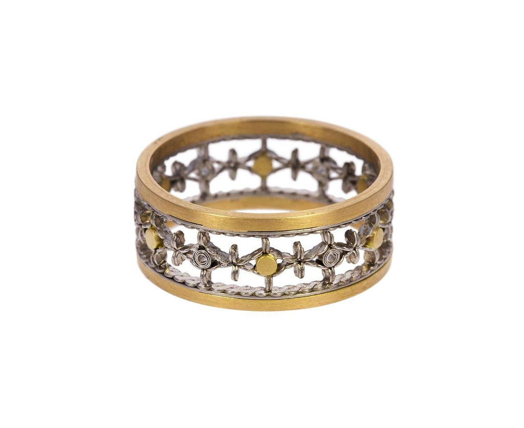 Platinum and Gold Flow Band zoom 1_nikolle_radi_gold_platinum_flow_ring