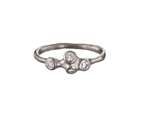 Barnacle Diamond Ring - TWISTonline