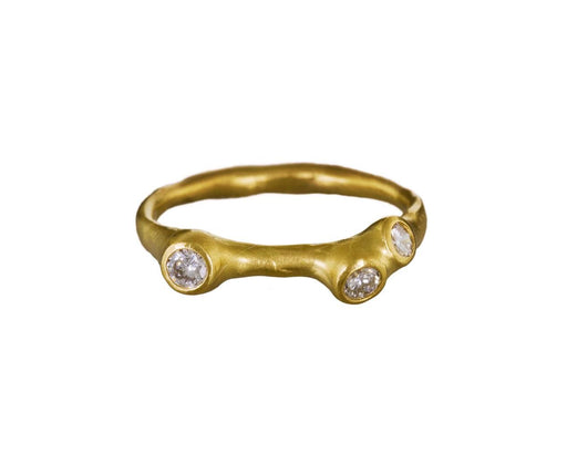 Diamond Barnacle Ring - TWISTonline