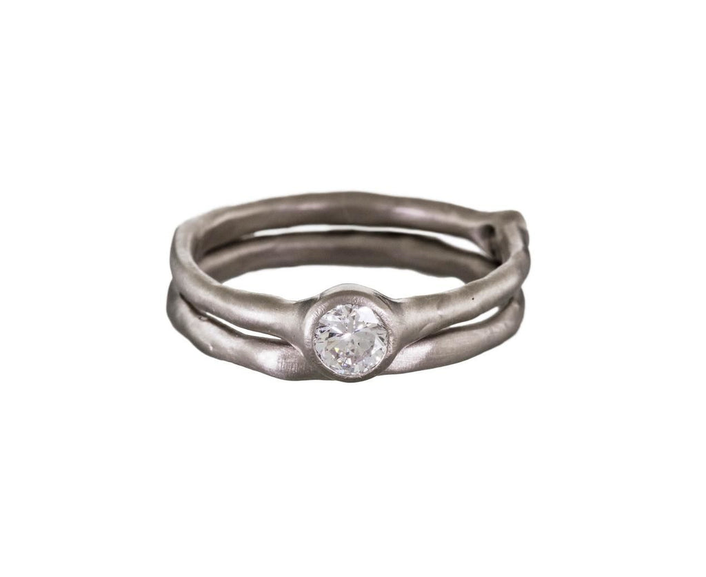 Organic Diamond Solitaire - TWISTonline