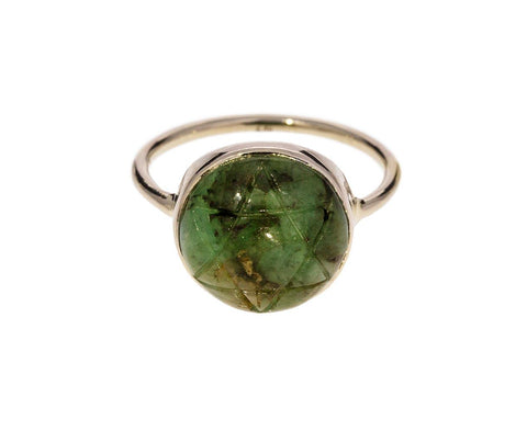 Anahata Matrix Emerald Ring - TWISTonline
