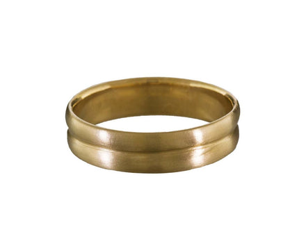 Men's Double Ridge Ring - TWISTonline