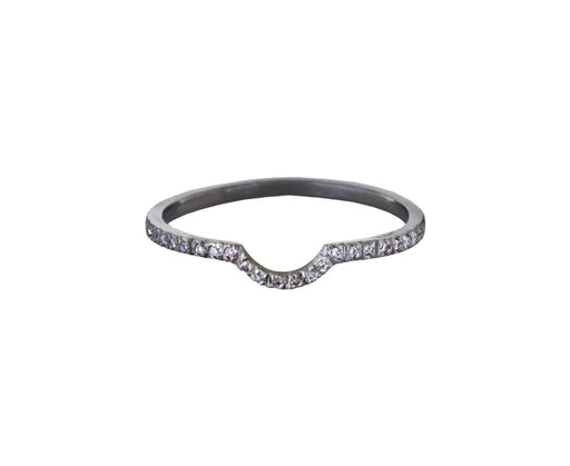 Diamond Pavé Nesting Band - TWISTonline