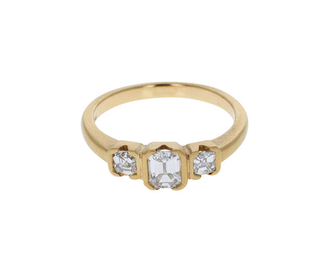 Triple Diamond Ravine Ring - TWISTonline