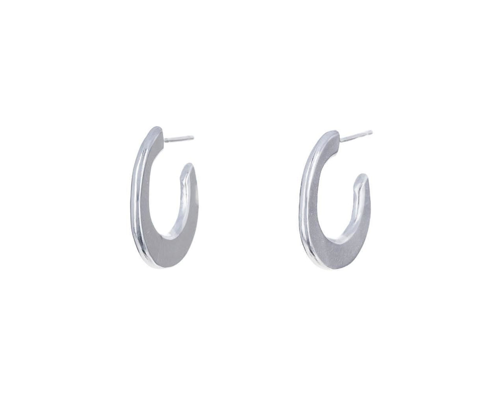 Hustle Hoop Earrings - TWISTonline
