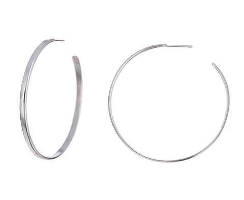 Classic Hoop Earrings - TWISTonline