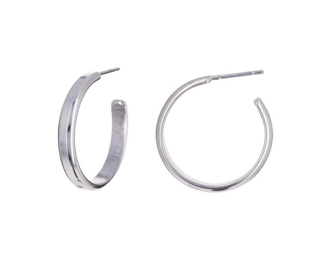 Small Classic Hoop Earrings - TWISTonline