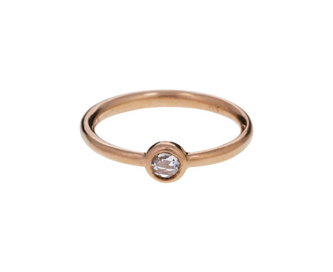 Rose Cut Diamond Lettie Ring - TWISTonline