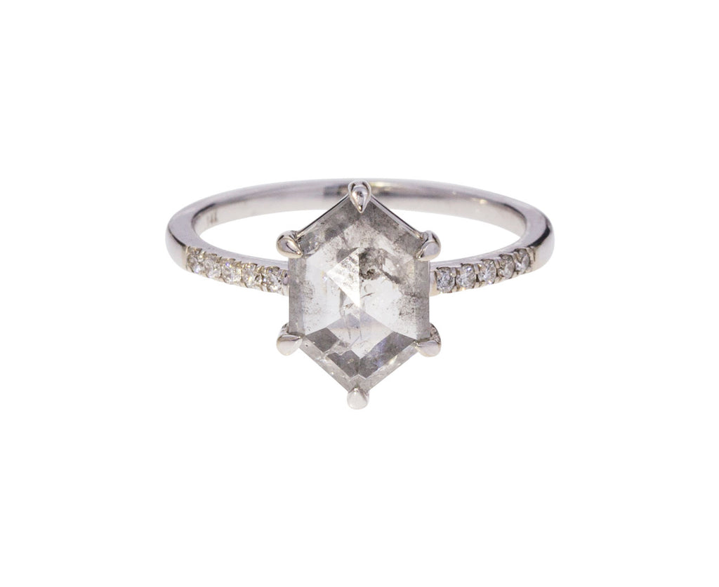 Jules Diamond Solitaire