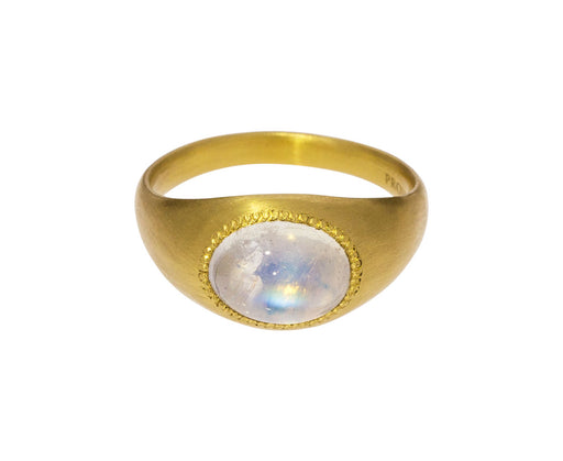 Moonstone Roz Ring - TWISTonline