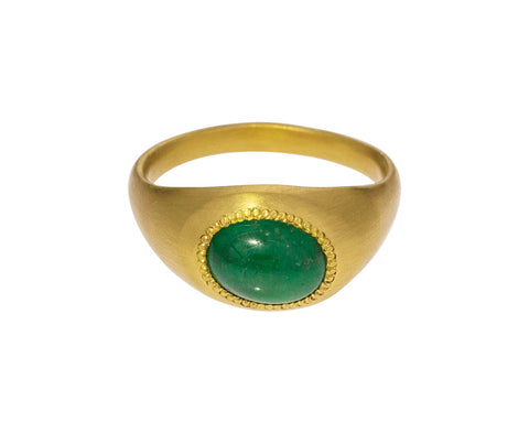 Emerald Roz Ring - TWISTonline