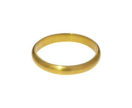 3mm Gold Vow Band - TWISTonline