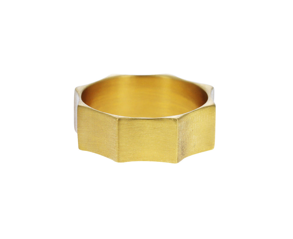 Gold Ode Ring