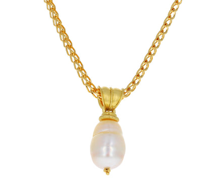 White Pearl Pendant ONLY