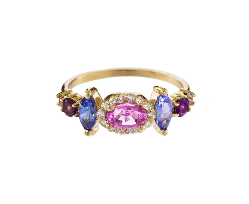 Multi-Stone Marquise Ring - TWISTonline