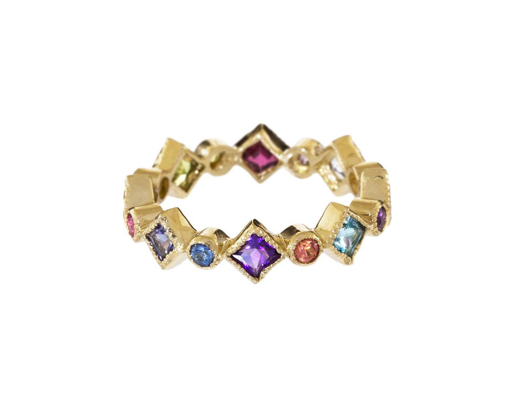 Candy Gem Eternity Band - TWISTonline