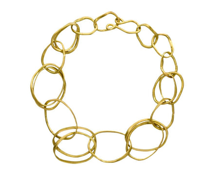 Gold Pebble Bracelet - TWISTonline