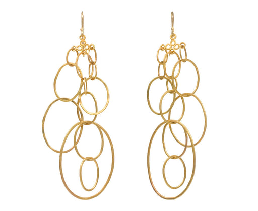 Infinity Loop Earrings - TWISTonline