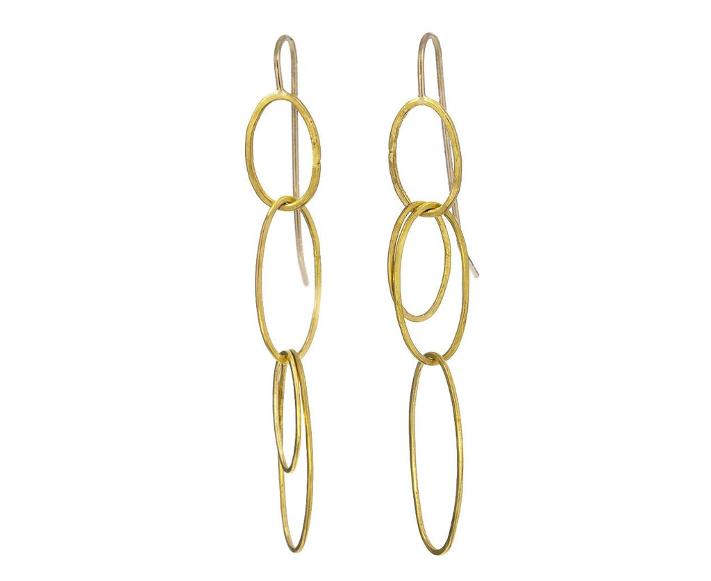 Triple Long Oval Earrings zoom 1_rosanne_pugliese_gold_triple_oval_minimalist_ear