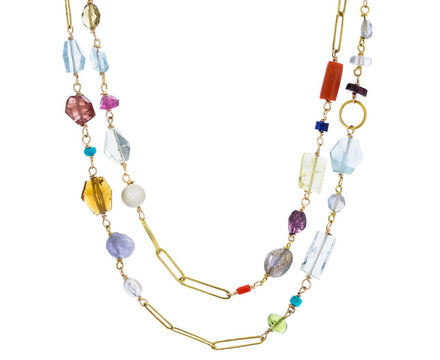 Carnival Bead Wrap Necklace - TWISTonline