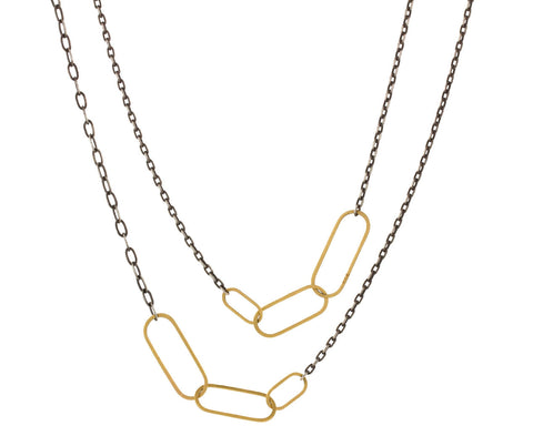 Modern Link Necklace - TWISTonline