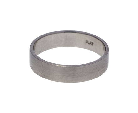 Platinum Men's Wedding Band - TWISTonline