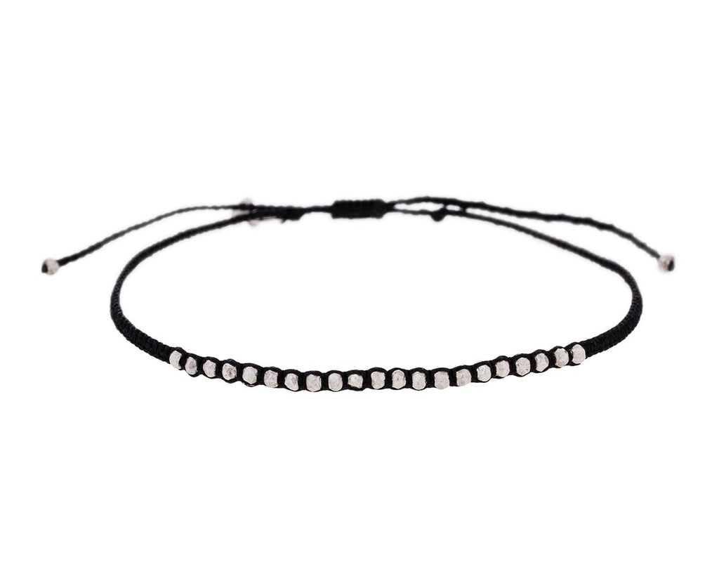 Silver Beaded Bracelet - TWISTonline