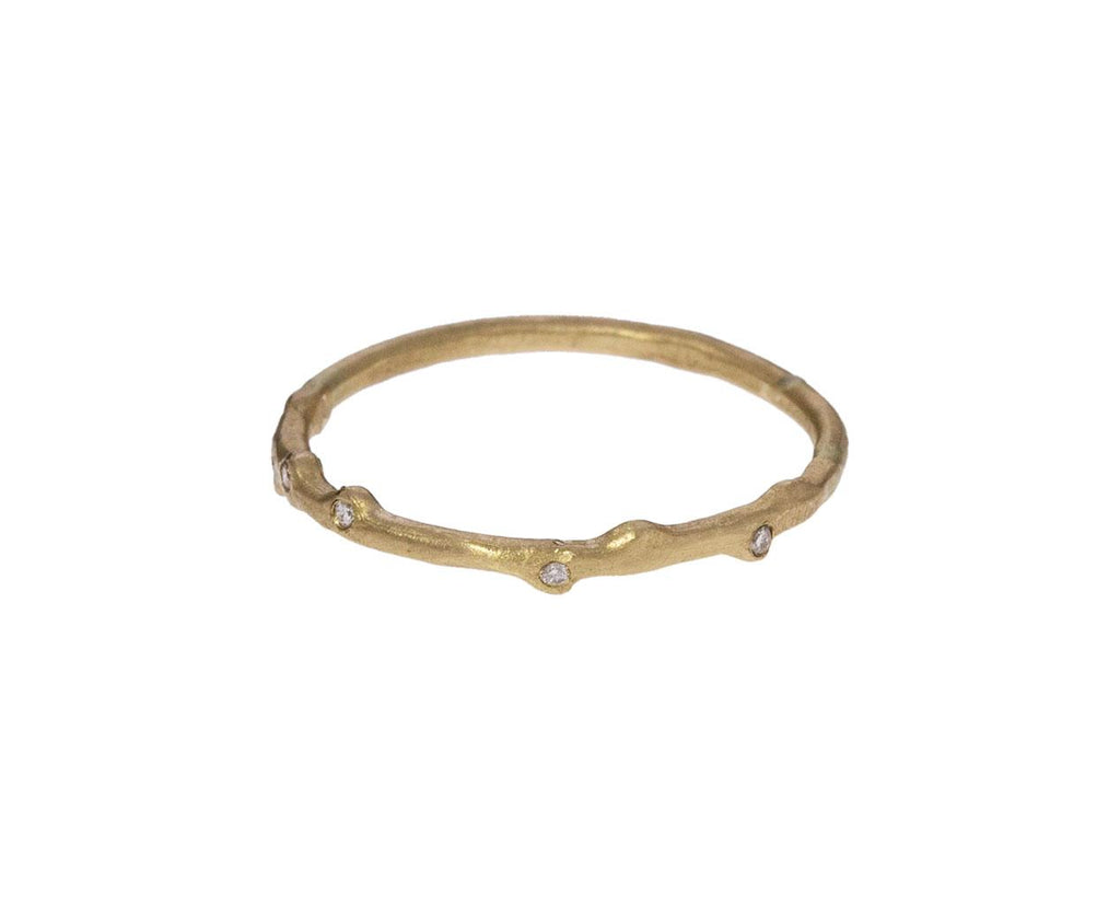 Diamond Twig Ring - TWISTonline