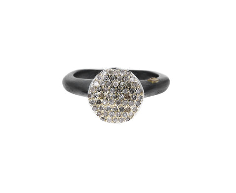 Diamond Violene Ring