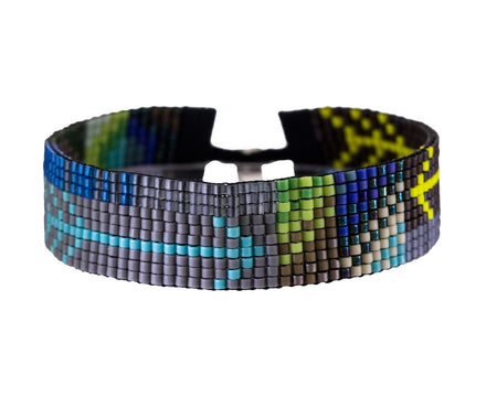 Seed Bead Arrows Bracelet - TWISTonline