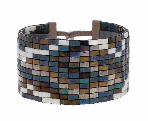 Cay Tile Beaded Bracelet