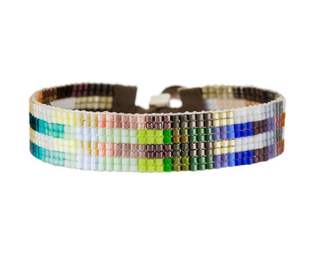 Wide Stripe Bracelet - TWISTonline