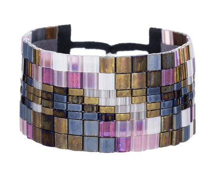 Sydney Beaded Tile Bracelet - TWISTonline
