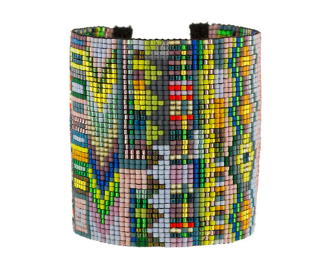 Victoria Mix Wide Bead Bracelet - TWISTonline