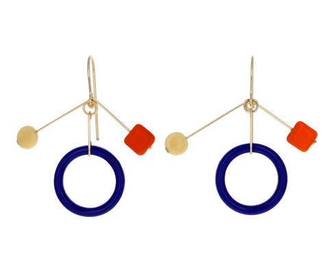 Calder Mobile Earrings