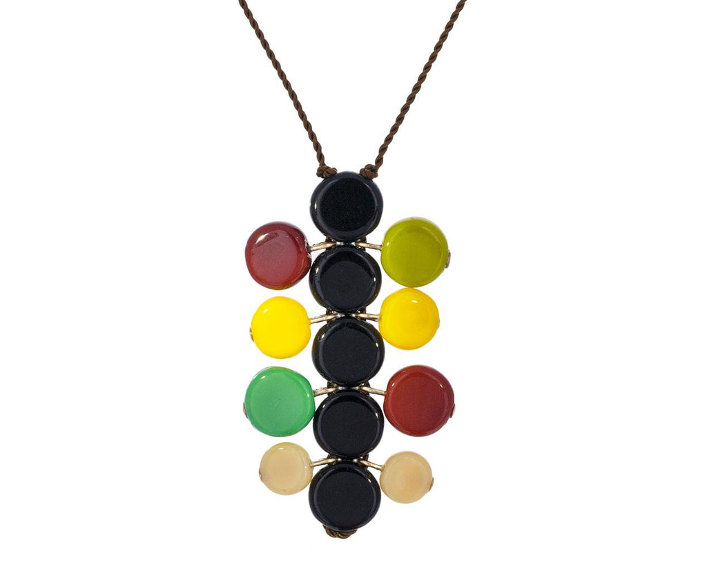 Spring Pod Pendant Necklace - TWISTonline