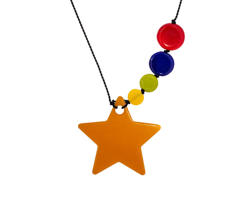 Shooting Star Pendant Necklace - TWISTonline