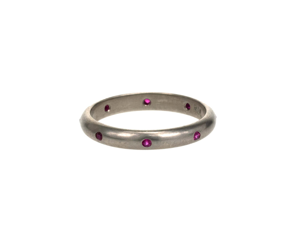Pavé Ruby Ring - TWISTonline