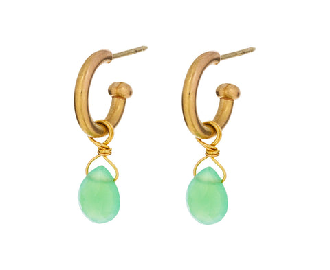 Chrysoprase Drops ONLY - TWISTonline