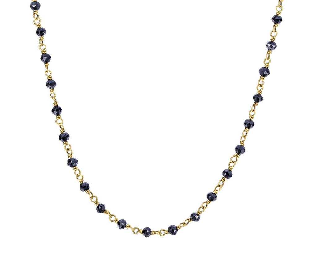 Black Diamond Isabella Necklace - TWISTonline