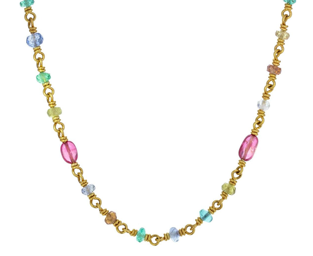 Multi-Gem Isabella Necklace - TWISTonline