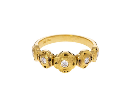 Diamond Flora Ring - TWISTonline