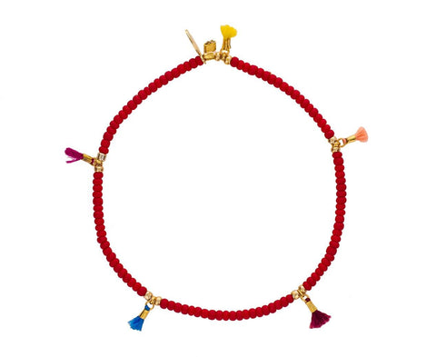 Red Lilu Bracelet - TWISTonline