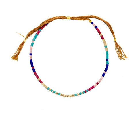 Multi Colored Sam Bracelet  zoom 1_shashi_bracelet