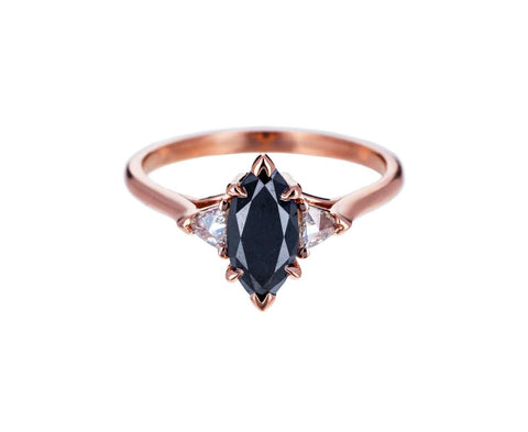 Black Diamond Bea Solitaire - TWISTonline