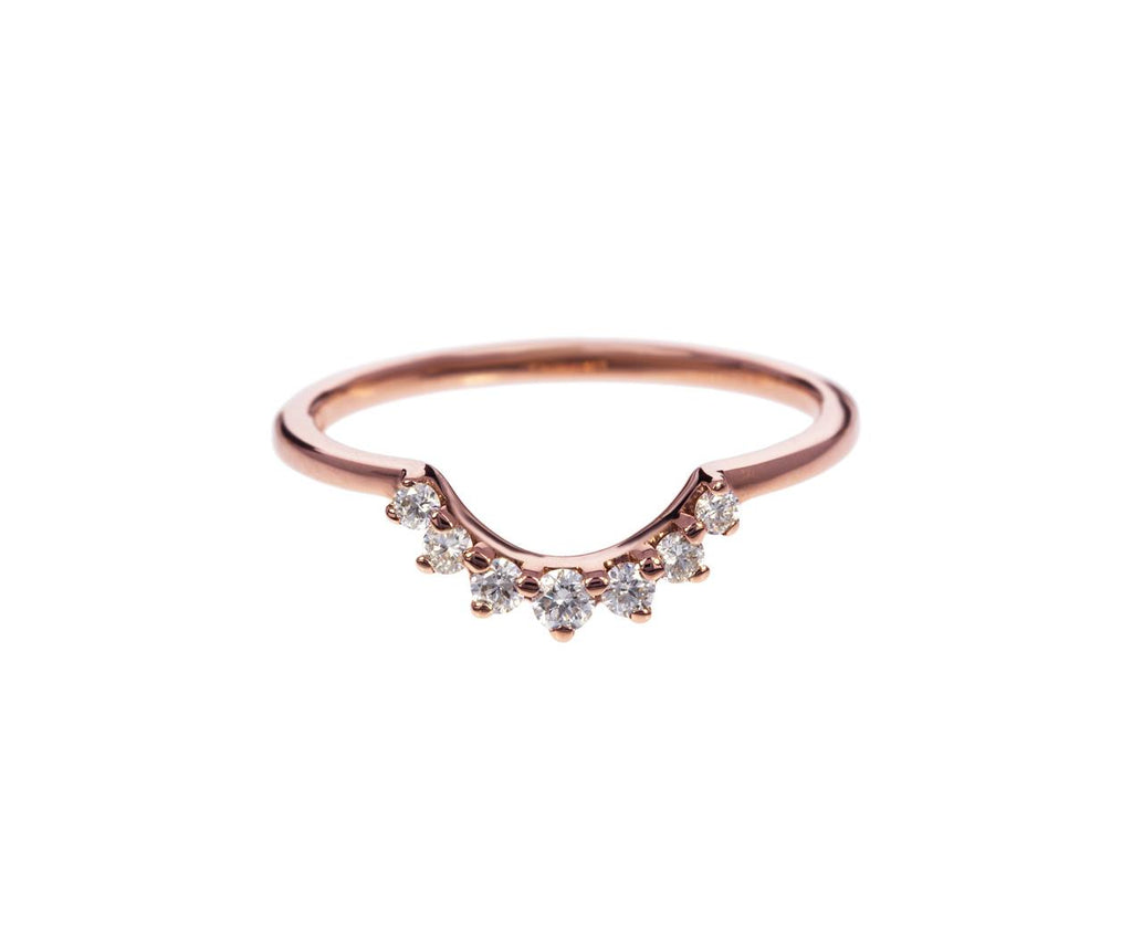Rose Gold Diamond Grand Tiara Ring zoom 1_anna_sheffield_gold_diamond_grand_tiara_ring
