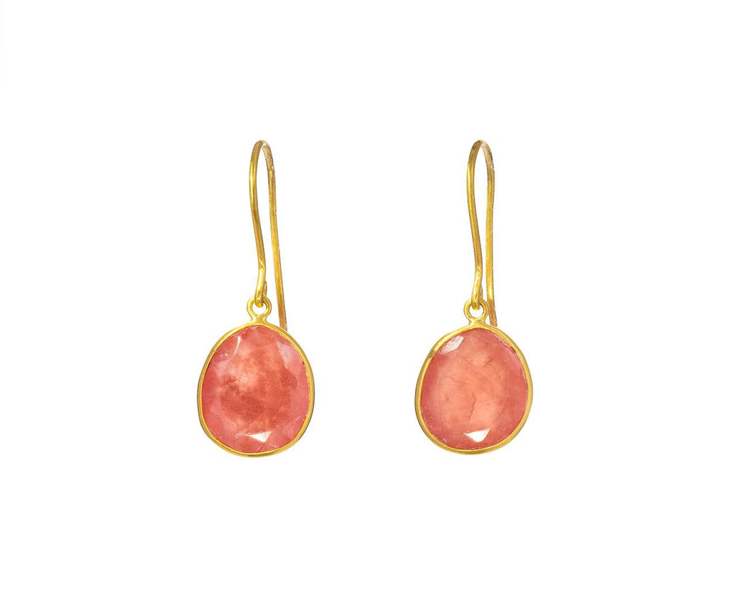 Rhodocrosite Colette Earrings - TWISTonline