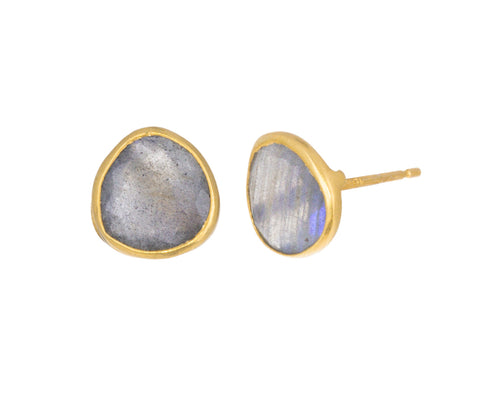 Labradorite Colette Earrings - TWISTonline