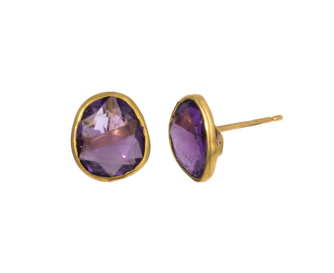 Amethyst Colette Earrings