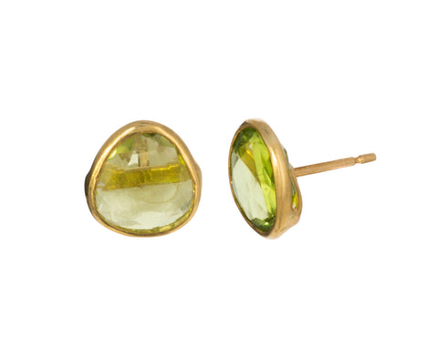 Peridot Colette Earrings